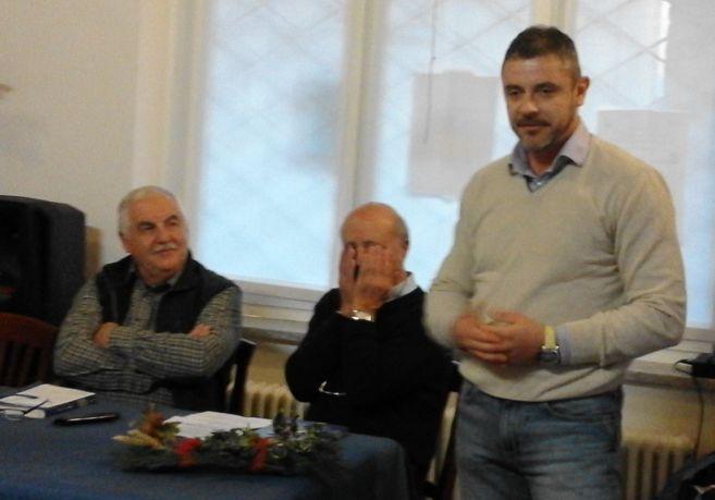 """Un successo a Gremiasco la presentazione del libro """"Cella…una volta"""" di Gian Carlo Ferrari"""
