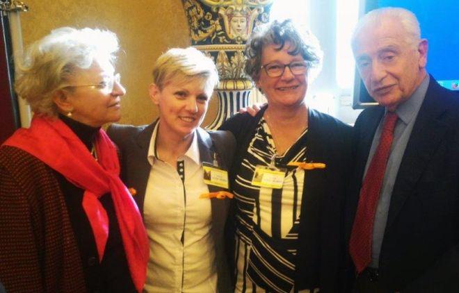 Da Sanremo fino alla Camera dei Deputati a Roma per parlare di volontariato oncologico