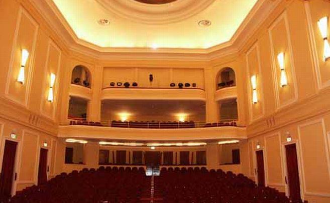 Venerdì al Teatro dell'Opera del Casinò Municipale di Sanremo c'è il concerto di Natale
