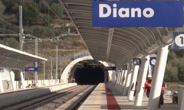 Da oggi a Diano i treni sfrecciano fino a 180 Km all'ora, ma la stazione è piena problemi e le Ferrovie fanno poco o nulla…