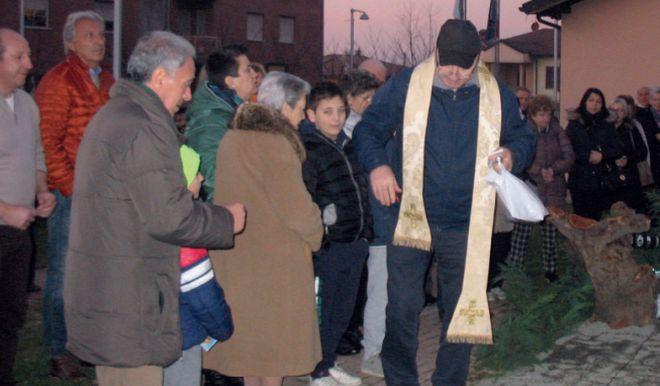 Un successo la festa organizzata dalla Croce Verde di Villalvernia