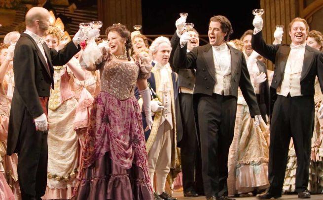 """""""La Traviata"""" di Giuseppe Verdi gratis in diretta da Imperia"""