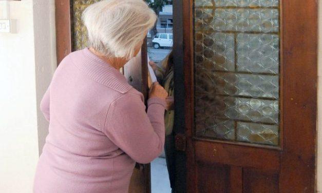 Valida l'iniziativa della Cisl di Tortona contro le truffe ma forse era meglio andare dagli anziani e non farli venire