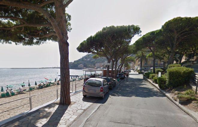 Si allarga la strada, più facile da Diano Marina raggiungere la frazione Muratori. Sistemato l'asfalto anche in via Torino