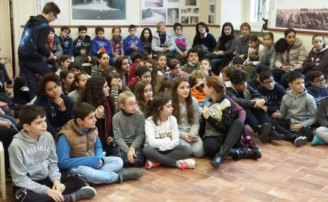 I bambini di Volpedo e Casalnoceto a lezione di geologia