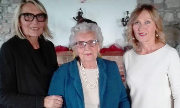 A Momperone festeggiata la centenaria Assunta Lavaselli