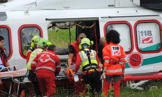 Auto di francesi finisce in un dirupo a Monesi lungo la strada del sale: 2 morti e tre feriti gravi
