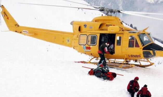 Ragazzina di Diano Castello cade mentre scia e Limone Piemonte e viene ricoverata in ospedale