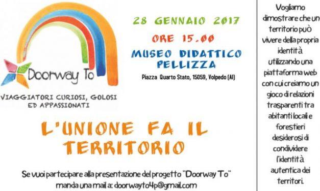 """Sabato al museo didattico di Giuseppe Pellizza a Volpedo un incontro sul tema """"L'unione fa la forza"""""""