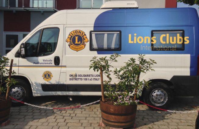 Ben 50 famiglie tortonesi aiutate dal Lions