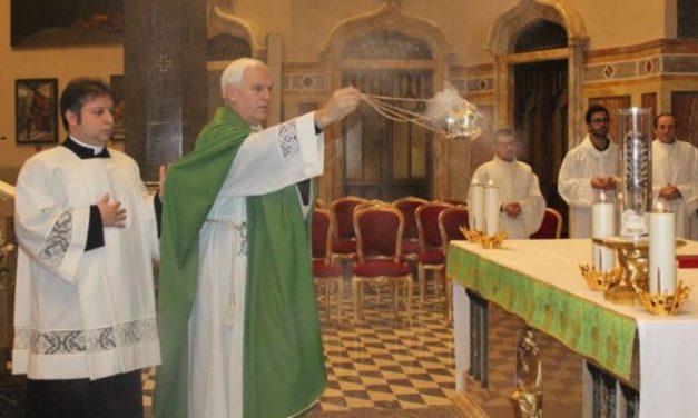La reliquia del sangue di Don Orione in devozione nel suo Santuario a Tortona