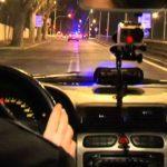 Corse in auto di notte alla frazione San Michele di Alessandria, nei guai un giovane di 21 anni