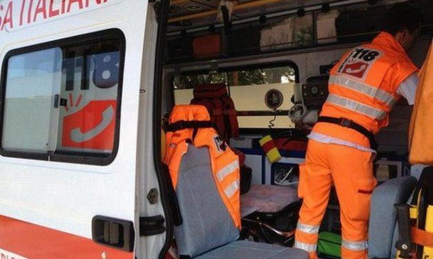 Fuori strada con la moto tra Sale e San Giuliano, tortonese gravemente ferito ricoverato ad Alessandria