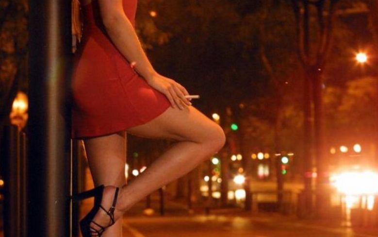 Prostituta nigeriana allontanata da Sanremo