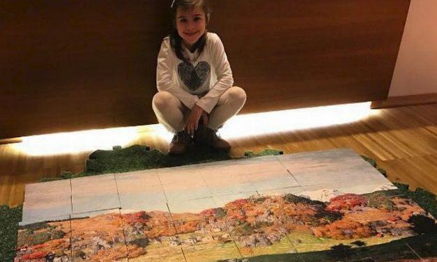 """Anche oggi i bambini che hanno visitato """"Il Divisionismo"""" a Tortona si sono divertiti un mondo"""