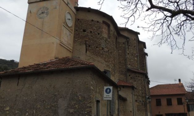 """Nella chiesa di Diano Borganzo domenica si presenta il libro """"Il Creolo e la Costa"""""""
