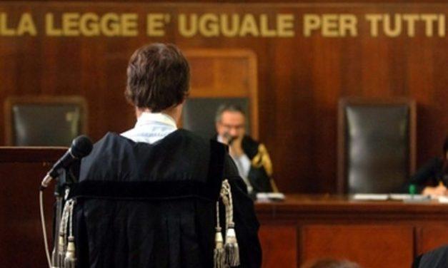 Avvocato Menini a Roma, prima tappa per riaprire il Tribunale a Voghera