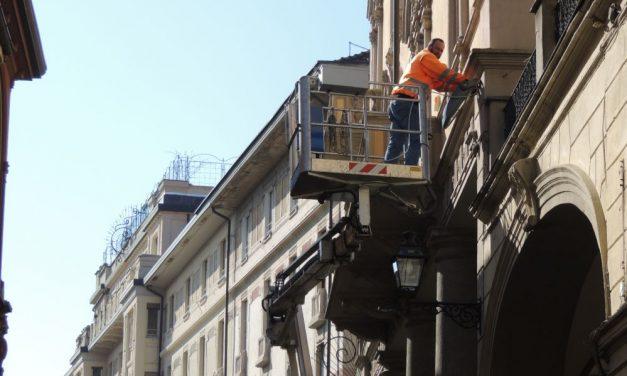 Il centro di Tortona cambia aspetto con la nuova illuminazione a led e i lavori di riqualificazione urbana