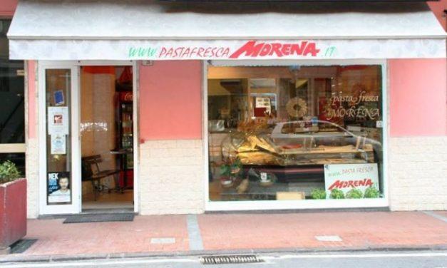Il pastificio Morena di Ventimiglia amplia i servizi offerti ai clienti con wi-fi e meteo