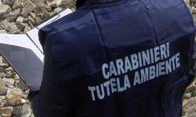 Titolare di un'azienda di metalli nel novese denunciato dai carabinieri del Noe