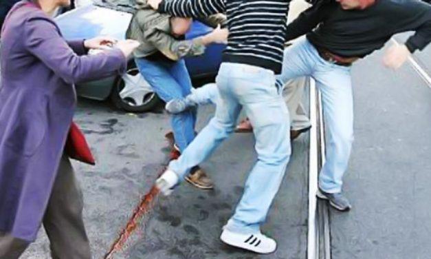 Rissa tra giovani in piazza Roma a Tortona, ma nessuno sembra aver visto nulla