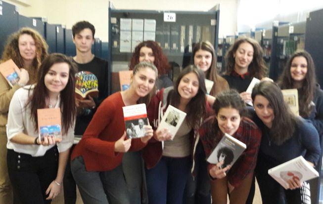 La giuria del Premio Strega Giovani del Ruffini interviene alla Fiera del Libro di Imperia
