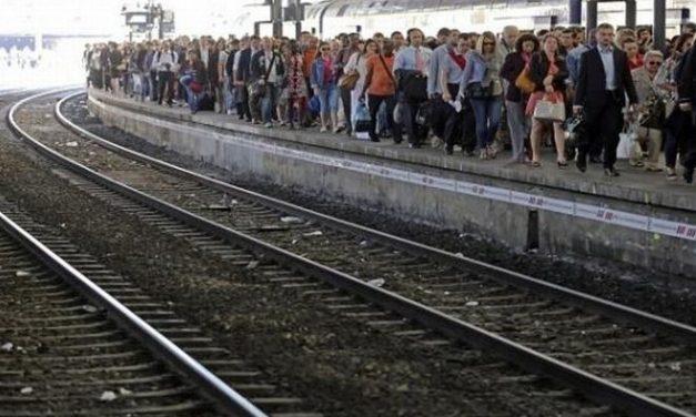 Domenica c'è sciopero dei treni