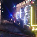 Due incendi di sterpaglie e un treno in panne a Ventimiglia