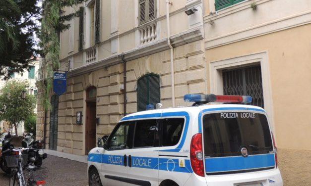 La Polizia Locale di Diano Marina a Riccione con comandante e vice
