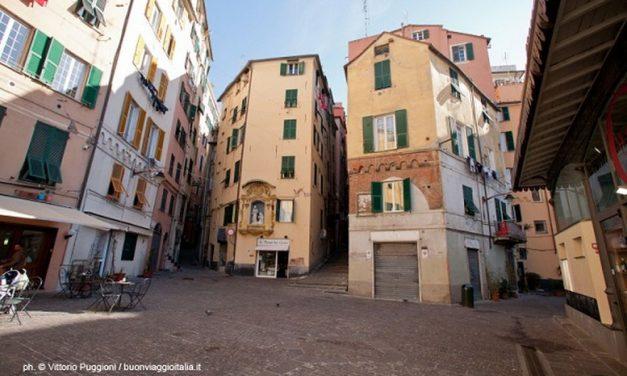 Viaggiareoggi: Genova mediovale e spirituale. Breve tour a piedi, partendo dalla stazione Principe, per scoprire e vivere alcune tappe