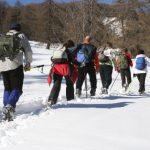 Domenica 24 febbraio Ciaspolata alle cascate dell'Arroscia, iscrivetevi per tempo