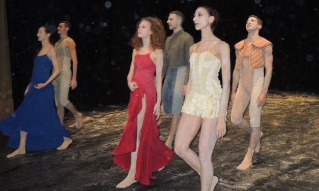 Tutto esaurito al teatro Civico di Tortona per il balletto in versione moderna della Carmen e del Bolero