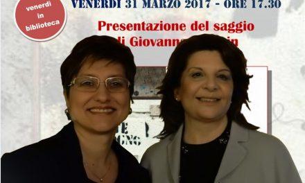 Venerdì pomeriggio a Tortona si parla di arte con Giovanna Franzin che spiegherà quanto conta l'arte nella nostra vita