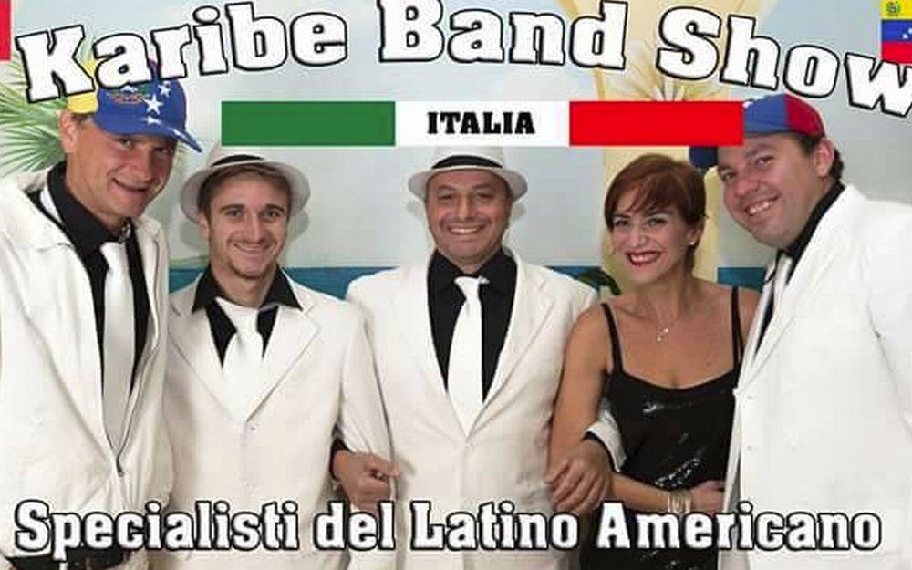 Domenica i caraibi sono a San Bartolomeo con la Karibe Band di Villa Faraldi
