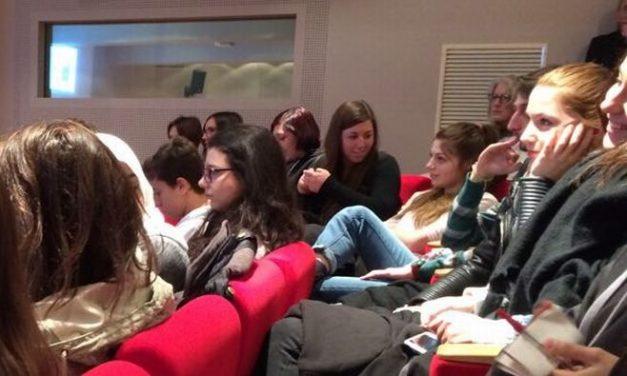 Studenti del Marconi al convegno sul riciclo per conoscere i vantaggi dell'Economia Circolare