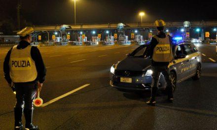 La Polizia stradale di Tortona arresta un latitante rumeno che viaggiava indisturbato su un camion