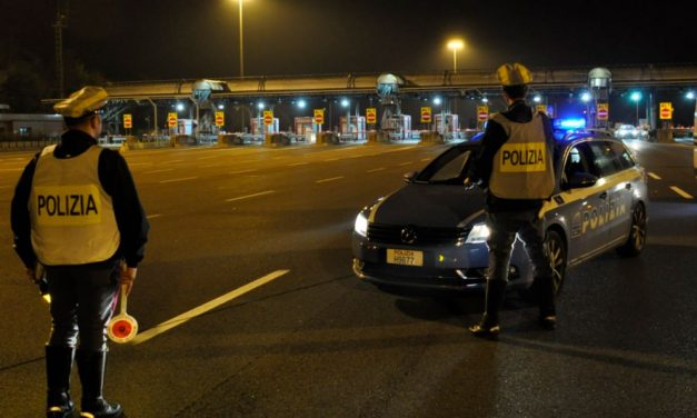 La Polstrada di Ovada becca un genovese che guida ubriaco e rischia fino a 56 mila euro dimulta