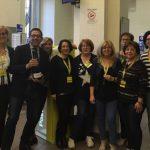 Poste Italiane premia l' ufficio di Casale, ai primi posti per le performance del 2016