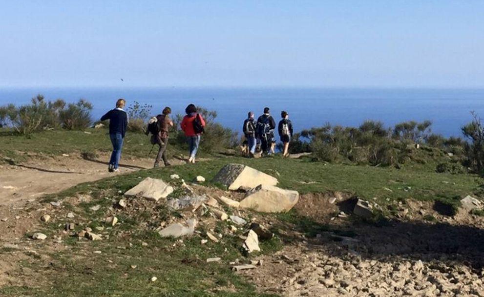 Un progetto di Trekking escursionistico per la gestione del turismo sostenibile nel ponente ligure
