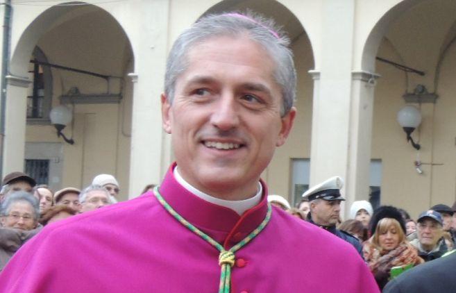 Festeggiato il 4° anniversario del Vescovo di Tortona Vittorio Viola