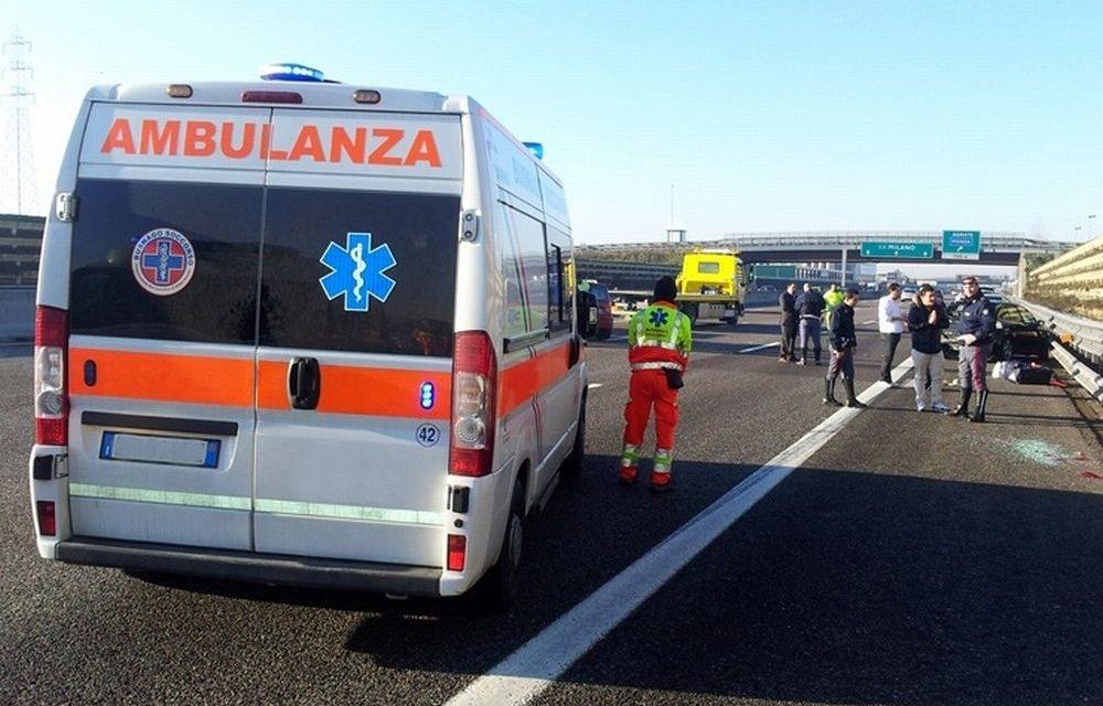 Catena di incidenti in Alessandria nei pressi della rotonda di San Michele