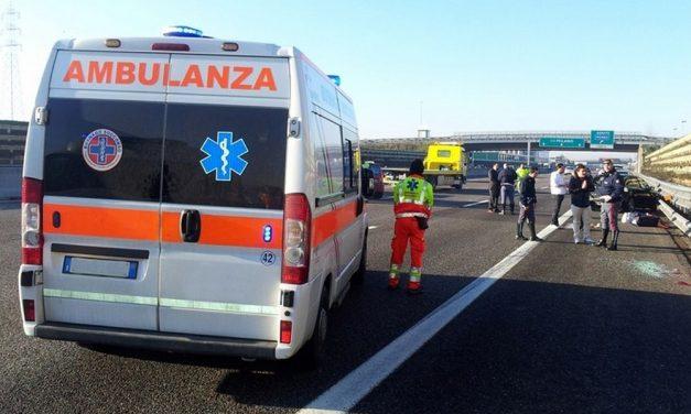 Dipendente dell'Itinera di Tortona muore travolto da un'auto sull'A/21. Aveva 47 anni e due figli