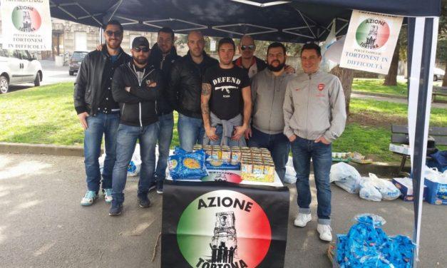 Azione Tortona torna con la raccolta alimentare per gli italiani, sabato davanti all'Ekom