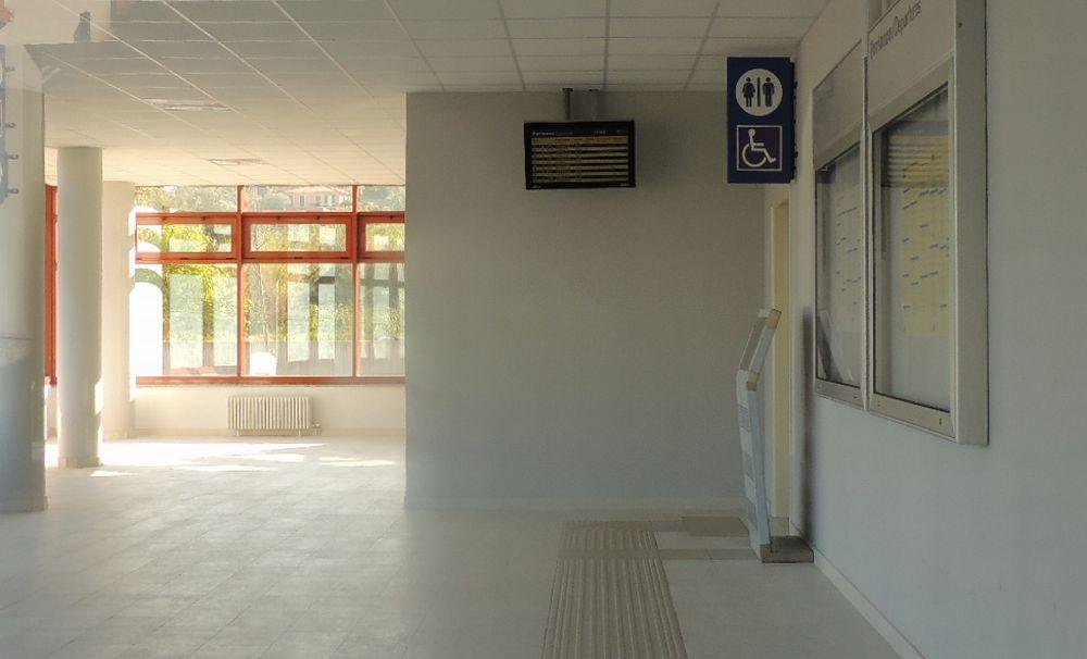 I bagni alla stazione di Diano sono sempre irrimediabilmente chiusi, perché?