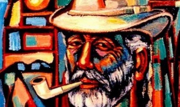 Personaggi Alessandrini: Carlo Bottiroli, un'esistenza fra colori, tavolozze e pennelli