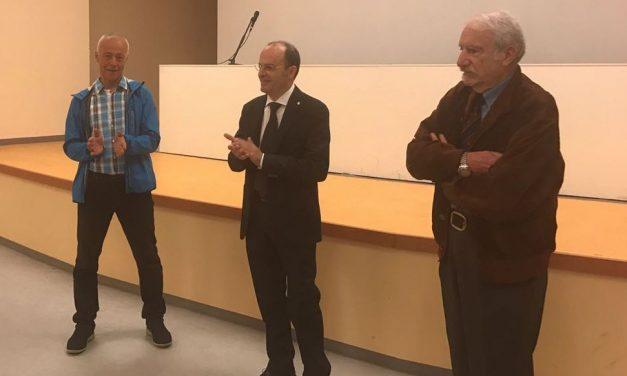 A Imperia la visita dei ragazzi di Friedrichshaffen salutati dal sindaco Carlo Capacci