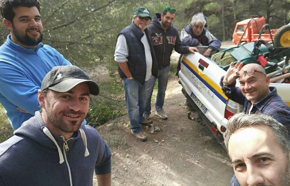 A Cervo si è svolta la Grande festa al parco del Ciapà, ma un grazie va ai volontari della Protezione Civile che lo hanno ripulito