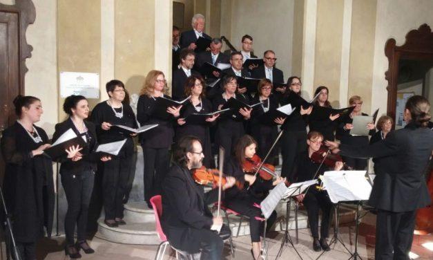 Sabato presso la Pieve di Novi, il concerto della corale novese