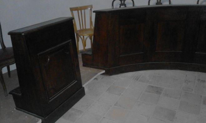 A Gremiasco iniziati i lavori di restauro del coro della chiesa parrocchiale