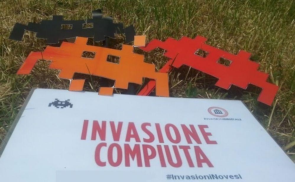 """da Lunedì 1° maggio al via nel Distretto novese le """"Invasioni Digitali"""""""